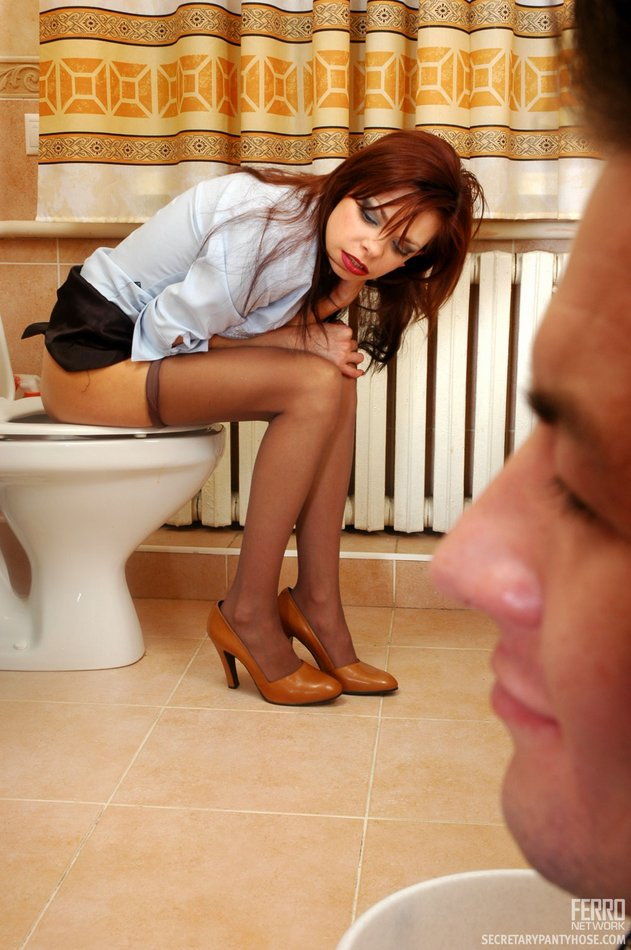 Pantyhose Peeing  Dr Guttermind-4375